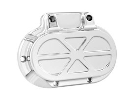Clutch Cvr; Formula Big Twin'07up 6spdCable Clutch - Chrome