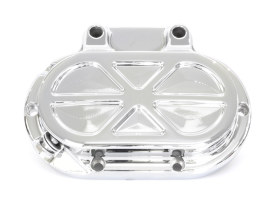 Formular Clutch Cover - Chrome. Fits Touring 2014up with Hydraulic Clutch.