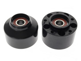 Front Wheel Hub - Black. Fits Scout 2015up.