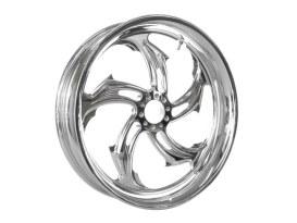 21in. x 3.50in. wide Rival Wheel - Chrome.