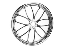 17in. x 3.50in. wide Heathen Wheel - Chrome.