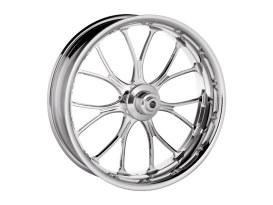 19in. x 2.15in. wide Heathen Wheel - Chrome.