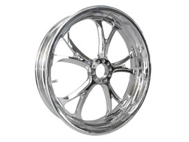 18in. x 4.25in. Luxe Wheel - Chrome.