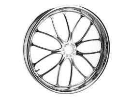 18in. x 5.50in. wide Heathen Wheel - Chrome.
