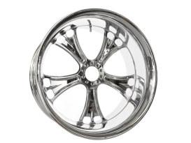 18in. x 8.50in. Wide Gasser Wheel - Chrome.