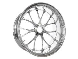 18in. x 8.50in. Wide Heathen Wheel - Chrome.