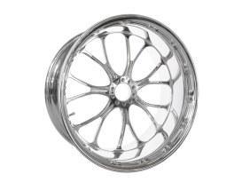 18in. x 10.00in. Wide Heathen Wheel - Chrome.