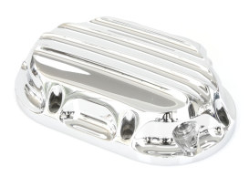 Nostalgia Clutch Release Cover - Chrome. Fits Dyna 2006up & Big Twin 2007up Models with 6 Speed Transmission.