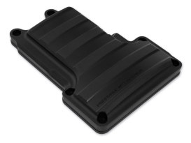 Drive Transmission Top Cover - Black Ops. Fits 6Spd Twin Cam 2006-2017.
