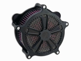 Judge Air Cleaner Kit - Black Ops. Fits Twin Cam 2008-2017 with Throttle-by-Wire.