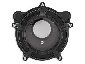Clarion Air Cleaner Kit - Black Ops. Fits Sportster 1991up.