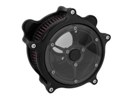 Clarity Air Cleaner Kit - Black Ops. Fits Touring 2017up & Softail 2018up.