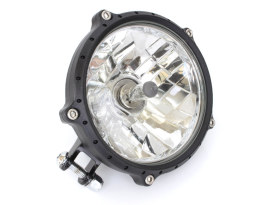 5-3/4in. Tracker Headlight - Black Ops.