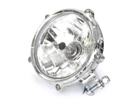 5-3/4in. Vintage Headlight - Chrome.