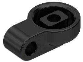 Headlight Mount Block Adapter - Black.