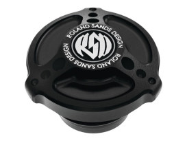Fuel Cap; RSD Tracker All'96upBlk Ops, Vented