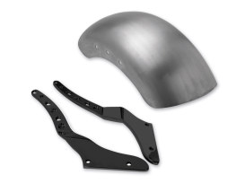 Tracker Rear Fender Kit with Black Struts. Fits Softail 2008-2017 with 200mm Rear Tyre.