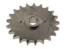 21 Tooth Transmission Sprocket. Fits Sportster 1954-E79.