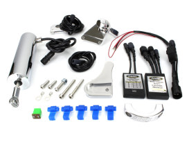 Electric Shifter Kit. Fits Indian Scout 2015up. (Exc Bobber)