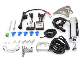 Electric Shifter Kit. Fits FXBB 2018up and FXLR 2018up.