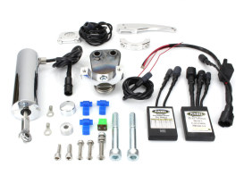 Electric Shifter Kit. Fits Night Rod Special 2012-2017.