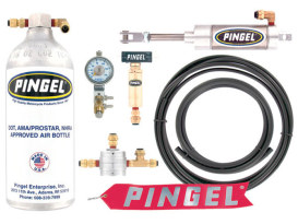 Universal Premium All Air Shifter Kit with DOT Air Bottle.
