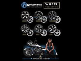Performance Machine Wheels Banner.