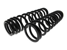 Replacement Rear Springs 105/150 Black Sold As A Pair - See 'Information File' For Fitment Listings