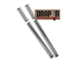 Fork Spring Lowering Kit for 39mm Fork Tubes. Fits Most Sportser's 1988up
