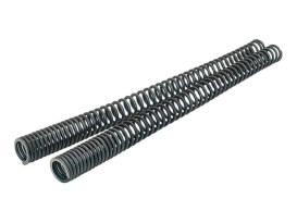 Fork Spring Kit for 39mm Fork Tubes; Fits Sportster'2004up, Street 500'2015up & Street 750'2015up Models. Standard Spring Rate.