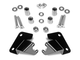 Remote Reservoir External Top Mounting Bracket Kit. Fits Touring 2014up.