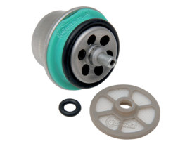 Fuel Pressure Regulator. Fits Touring 2008up, Sportster 2007up, Dyna 2004-2017 & Softail 2008-2017.