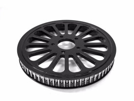 66 Tooth x 1in. Wide, Klassic Pulley - Black. Fits Twin Cam with Ride Wright Wheels.</P><P></P><P>
