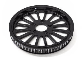 66 Tooth x 3/4in. Wide, Klassic Pulley - Black. Fits Twin Cam with Ride Wright Wheels.</P><P></P><P>