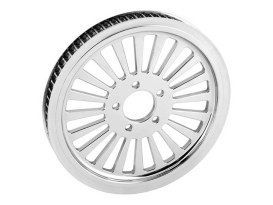66 Tooth x 3/4in. Wide, Klassic Pulley - Chrome. Fits Twin Cam with Ride Wright Wheels.</P><P></P><P>