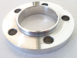 0.380in. Rear Pulley Spacer - Chrome.