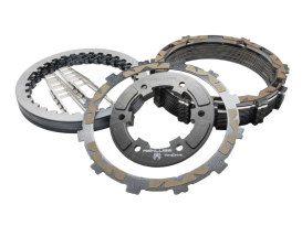 TorqDrive Clutch Kit. Fits Most Cable Clutch Big Twin 1998-2017.