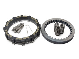 TorqDrive Clutch Kit. Fits Softail 2018up, Touring 2017up, CVO 2013up, Softail-S 2016-2017 & FLHTCKL/UL 2015-2016