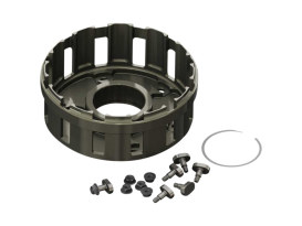 Heavy Duty Clutch Basket. Fits Touring 2017up & Softail 2018up.