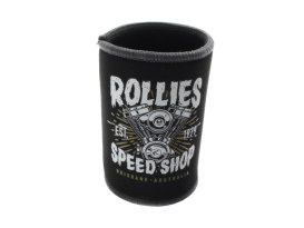Black Rollies Speed Shop Distribution Beer Cooler.