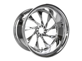 18in. x 10.5in. Whistler Wheel - Chrome.