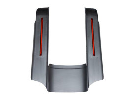 Rear Fender Extension with Filler Panel & Light Bars FLH 2009up