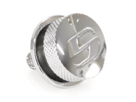 Seat Mounting Knob with Chrome Finish.