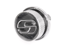 Seat Mounting Knob - Chrome.