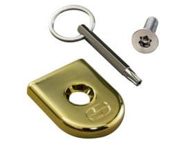 H-D ATAB Gold Security Seat Screw