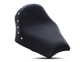 Studded Renegade Solo Seat - Black. Fits Scout Bobber 2018up.