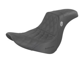 Pro Series SDC Performance Gripper Dual Seat. Fits Sport Glide & Low Rider 2018up & Low Rider S 2020up.