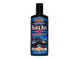 Black Max Vinyl, Rubber & Trim Dressing (8oz)