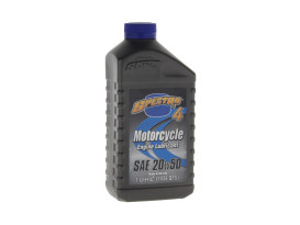 4 Engine Oil. 20w50 1 Liter Bottle