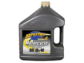 Spectro Golden 4 Semi Synthetic Engine Oil. 10w40 4 Liter Bottle